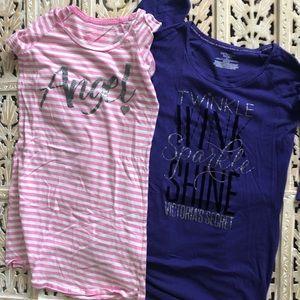 Sleep shirt bundle